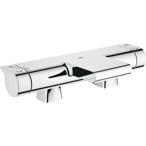 Термостат для ванны Grohe Grohtherm 2000 вертикальный монтаж (34176001) смеситель для ванны grohe grohtherm 2000 new 34176001