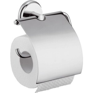 Держатель туалетной бумаги Hansgrohe Logis classic (41623000) смеситель 71285000 hansgrohe logis classic