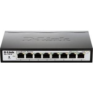 Коммутатор D-Link DGS-1100-08P коммутатор d link dgs 3120 48tc b1ari