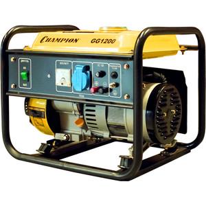 Генератор бензиновый Champion GG1200 бензиновый генератор hitachi e40 зр