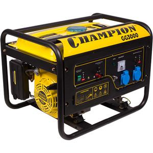 Генератор бензиновый Champion GG3000 бензиновый генератор hyundai hhy3000f в белгороде