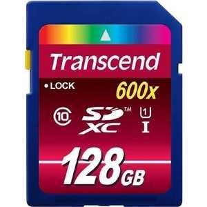 цена Transcend TS128GSDXC10U1