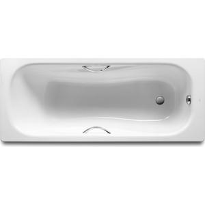 Фотография товара стальная ванна Roca Princess 150x75 нужны ручки (2204E0000) (290110)