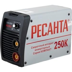 Сварочный инвертор Ресанта САИ 250 К цена и фото