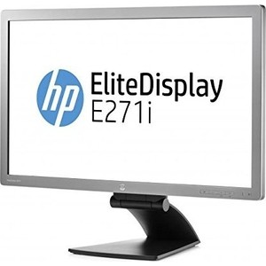 Монитор HP EliteDisplay E271i монитор hp 21 5 elitedisplay e223 1fh45aa