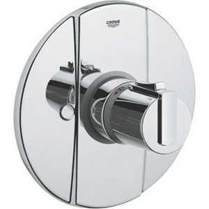 Термостат для ванны Grohe Grohtherm 2000 центральный (19240000)  смеситель термостатический grohe 34174001 grohtherm 2000