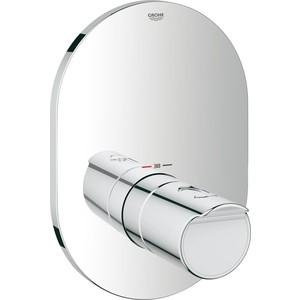 Термостат для ванны Grohe Grohtherm 2000 New центральный накладная панель (19352001) смеситель для ванны grohe grohtherm 2000 new 34174001 page 4