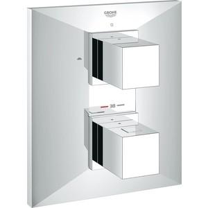 Фотография товара термостат для ванны Grohe Allure Brilliant накладная панель (19792000) (290563)