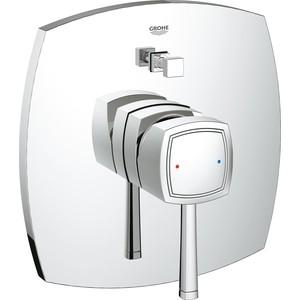 где купить Смеситель для ванны Grohe Grandera внешняя панель для 35501 (19920000) по лучшей цене