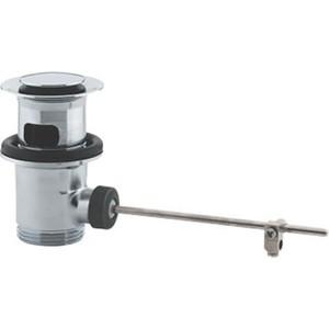 Донный клапан Grohe 1 1/4 для раковины хром (28910000) гарнитур geberit сливной для мойки белый 152 741 11 1