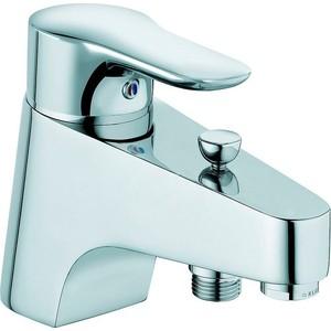 Смеситель для ванны Kludi Objekta 1 отверстие (326850575) смеситель для ванны serra