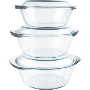 Набор кастрюль VGP Helpina (0368) набор посуды vgp новинка 2 л 2 5 л