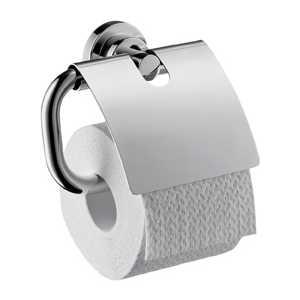 Держатель туалетной бумаги Axor Citterio (41738000)  держатель для туалетной бумаги lasella на присосках цвет металлик