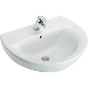 Раковина Jacob Delafon Patio 55х45 см (E4158NG-00) панель фронтальная для ванны jacob delafon patio 170х70 см