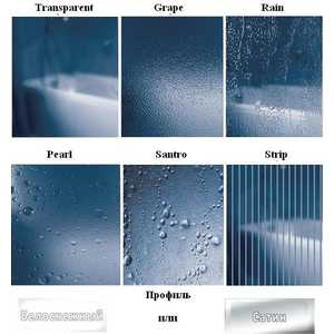 Душевая стенка Ravak PPS-90 90х190 см (90G70100Z1) от ТЕХПОРТ