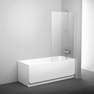 Фотография товара шторка на ванну Ravak PVS1-80 80х140 см (79840U00Z1) (291610)