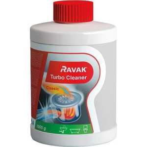 Средство Ravak Turbo Cleaner для чистки сифонов 1000 г (X01105)