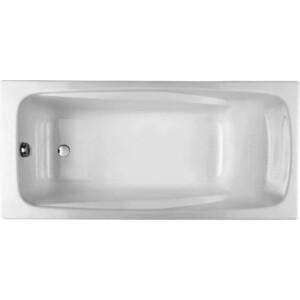 Чугунная ванна Jacob Delafon Repos 180x85 без отверстий для ручек (E2904)