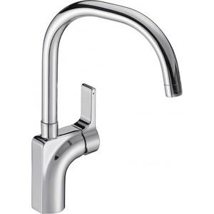 Смеситель для кухни Jacob Delafon Singulier (E10877-CP) смеситель для ванны термостат коллекция salute e71085 cp двухвентильный хром jacob delafon якоб делафон