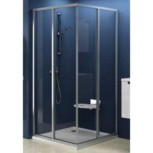 Душевая дверь Ravak SRV2S-90 S 87-89х185 см для уголка необходимо две части (14V7010211)