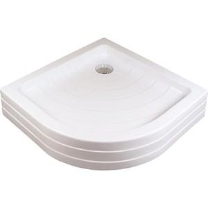 Душевой поддон Ravak Ronda-90 PU 90х90 см (A207001120) душевой поддон ravak ronda 80 pu 80х80 см a204001120
