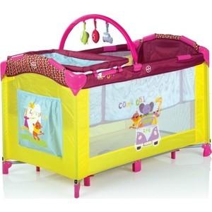 Манеж-кровать Babies P-695I мультиварка ves sk a12 5 л