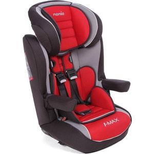 Автокресло Nania I-Max SP Luxe красный/светло-серый/черный 923129/924129 от ТЕХПОРТ
