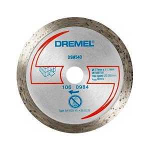 ���� �������� Dremel DSM540 ��� DSM20 (2615S540JA)