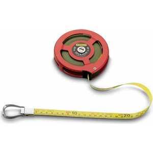 Рулетка Stanley 20м х 12.7мм со стальной лентой Decajour (0-34-406)