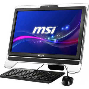 Моноблок MSI Wind Top AE2031-021RU Black (9S6-AA5D11-021)