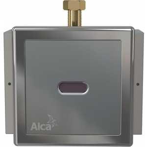 Смывное устройство AlcaPlast автоматическое для писсуара 12V (ASP1) вентиль alcaplast кнопочный сливной для писсуара ats001