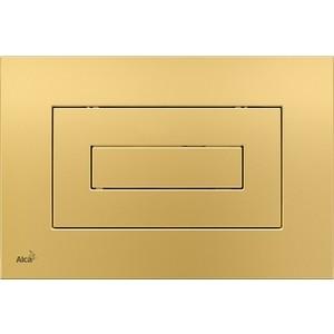 Клавиша смыва AlcaPlast золото (M475) клавиша смыва alcaplast turn