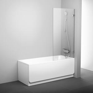 Фотография товара шторка на ванну Ravak Bvs1-80 80х150 см (7U840A00Z1) (294974)