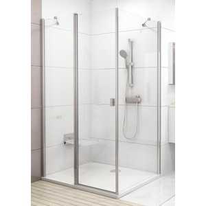 Душевая дверь Ravak Crv2-90 90х195 см (1QV70C00Z1) душевая дверь ravak srv2s 90 s 87 89х185 см для уголка необходимо две части 14v7010211