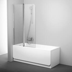 Шторка на ванну Ravak Cvs2-100l 100х150 см левая (7QLA0C00Z1)