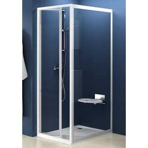 Душевая стенка Ravak Pss-90 90х185 см (94070100Z1) душевая дверь ravak srv2s 90 s 87 89х185 см для уголка необходимо две части 14v7010211