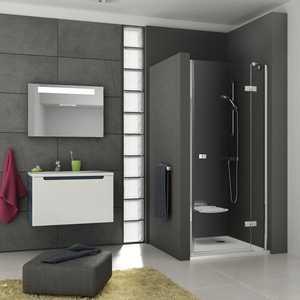 Душевая дверь Ravak Smsd2-90 b-l 90х190 см левая (0SL7BA00Z1)