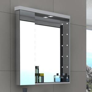 Зеркальный шкаф Акватон Ричмонд 80 (1A152602RD010) barbie набор для декора дома холодильник с продуктами cfg65 cfg70