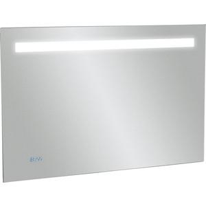 Зеркало Jacob Delafon Formilia 100 см со светодиодной подсветкой и часами (EB1161-NF) зеркало jacob delafon formilia 100 см со светодиодной подсветкой и часами eb1161 nf