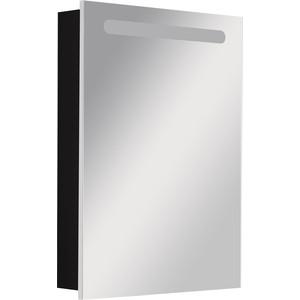 Зеркальный шкаф Roca Victoria nord black edition 60 см правый (ZRU9000099) шкаф зеркальный runo авила 60 правый