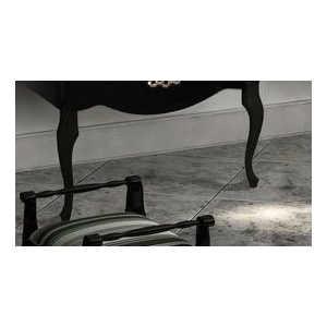 Ножки Акватон фигурные к тумбе Венеция черные (1A155403XX950)
