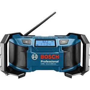 Радио Bosch GML 14.4/18 V Sound Boxx радиоприемник bosch gml 14 4 18 v sound boxx 0 601 429 900