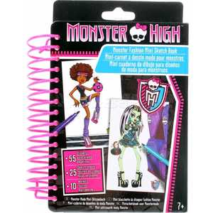 "Портфолио-блокнот Monster High ""Школа монстров"" 64004"
