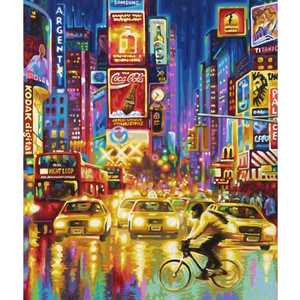 Раскраска по номерам Schipper ''Нью-Йорк'' 50х60см 9360555