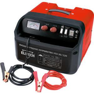 Пуско-зарядное устройство Elitech УПЗ 30/120 устройство зарядное трофи tr 120