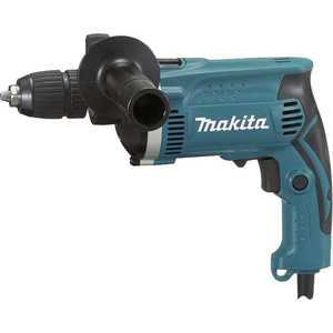Дрель ударная Makita HP1631 электроинструмент makita hp1631
