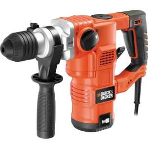 Перфоратор SDS-Plus Black&Decker KD1250K велокрылья simpla kido sds 20 black blue