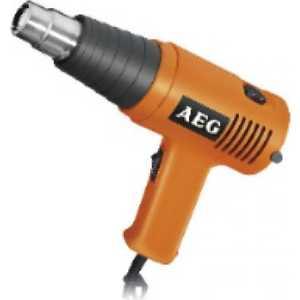 Строительный фен AEG HG560D (441015)  строительный фен aeg hg 560 d