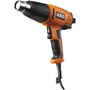 Строительный фен AEG HG600VK строительный пылесос aeg ap2 200 elcp оранжевый [178782]