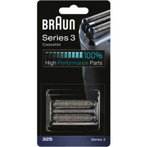Аксессуар Braun Сетка и режущий блок 32S new 1 x series 5 combi shaver foil 51s for braun replacement pack 8000 360 530 570 560 590 8985 free shipping